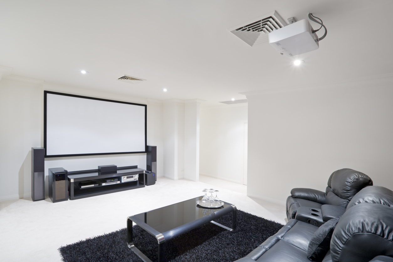 Benefits of a smart home theatre system - SeeThru