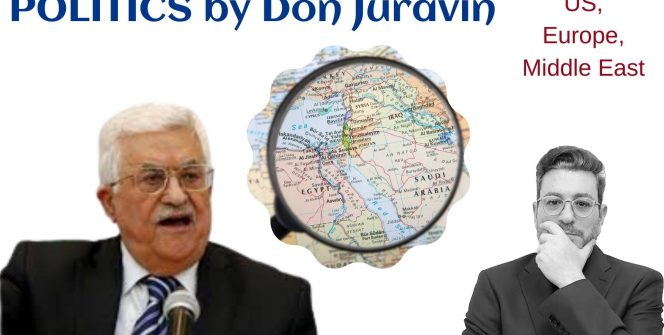 POLITICS by Don Juravin about Middle East